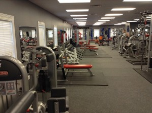 Gym Equipment - Fitness Center